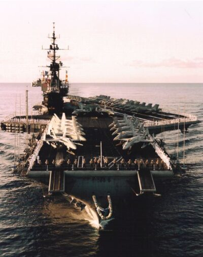 USS Midway 1991