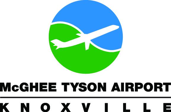 McGhee Tyson vertical logo color