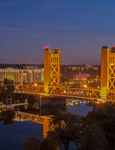 Sacramento Skyline 1